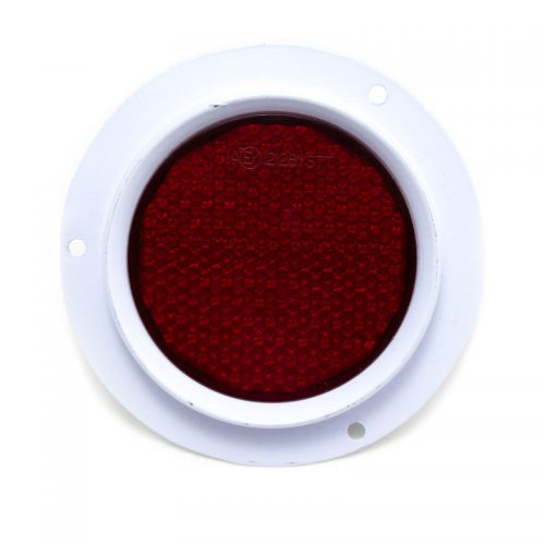 Round Reflector 75mm Diameter (3 Mounting Bolt Holes)