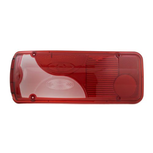 Lens for Rear Combination Lamp for Man TGA and TGX Model Truck